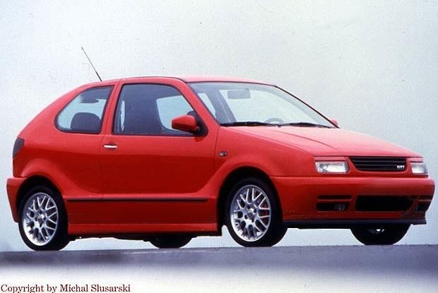 Polo Coupe (kliknij) /INTERIA.PL