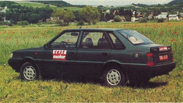 Polonez Atu /Motor
