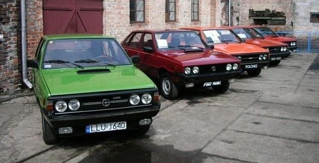 Polonez eksportowany był pod marką FSO /INTERIA.PL