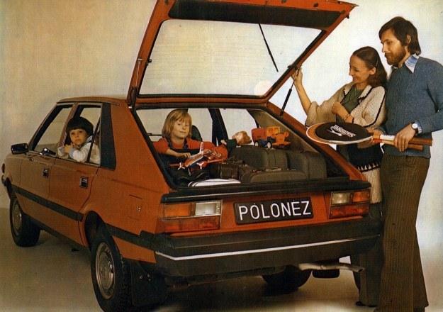 Polonez - idealny samochód rodzinny /East News
