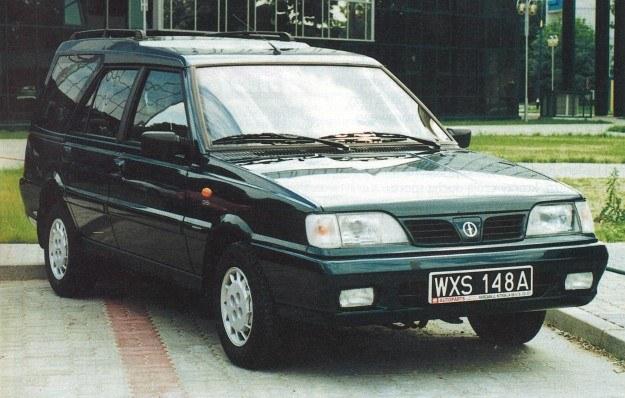Polonez Kombi GSI 1.6 /Motor