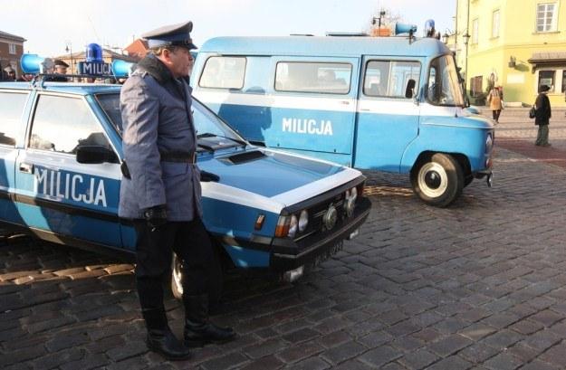 Polonezy powszechnie używała milicja / Fot: Stanisław Kowalczuk /East News