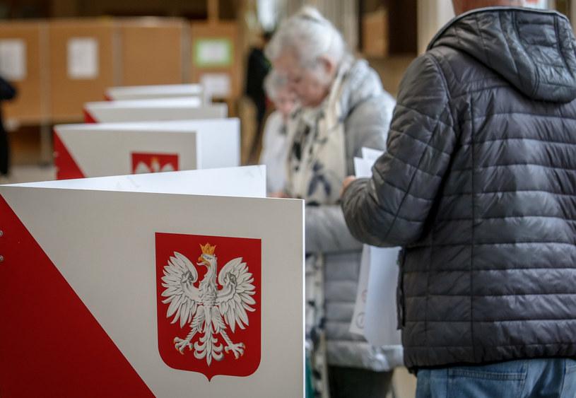Polonia w USA głosuje w sobotę, zdjęcie ilustracyne /Fot. Karolina Misztal/REPORTER /