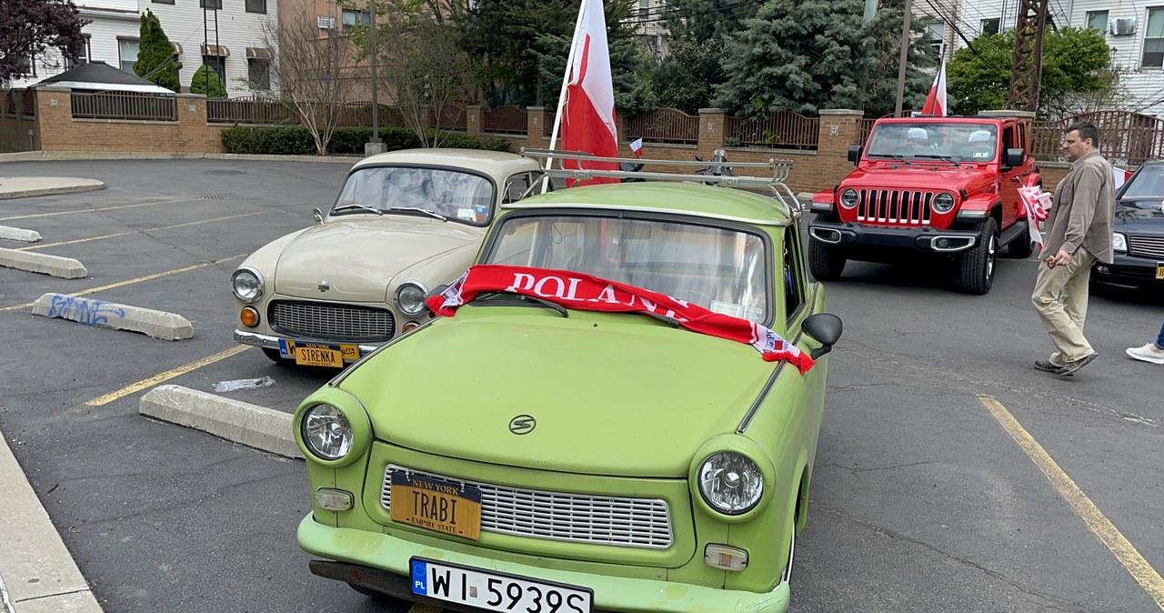 Polonijna parada z okazji Dnia Flagi w Nowym Jorku