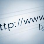 Połowa internetu to strony z domeną .com