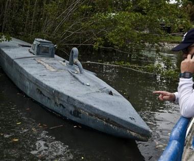 Polowanie na podwodne narko-łodzie