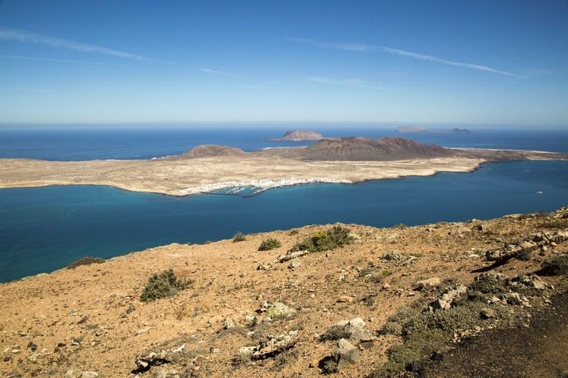 Położona w archipelagu Wysp Kanaryjskich Graciosa /Geography Photos/Universal Images Group /Getty Images