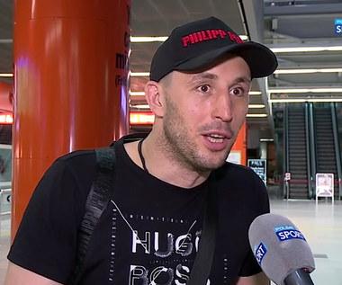 Polsat Boxing Night 10. Jurij Kaszinski: Jestem gotowy na wojnę z Michałem Cieślakiem (POLSAT SPORT). Wideo