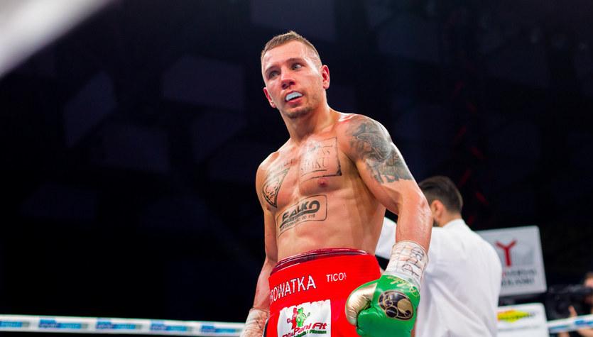 Polsat Boxing Night 9: Przemysław Runowski zmierzy się z Michałem Syrowatką