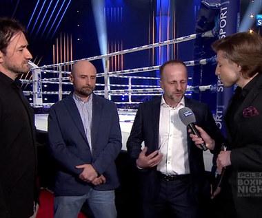 Polsat Boxing Night. Byli operatorzy GROM-u: Czuć wielką adrenalinę (POLSAT SPORT). Wideo
