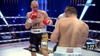 Polsat Boxing Night. Cieślak - Kaszynski - cała walka (POLSAT SPORT). WIDEO