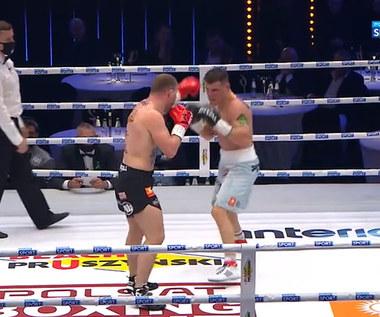 Polsat Boxing Night. Daniel Rutkowski - Maksim Hardzeika - skrót walki (POLSAT SPORT). WIDEO
