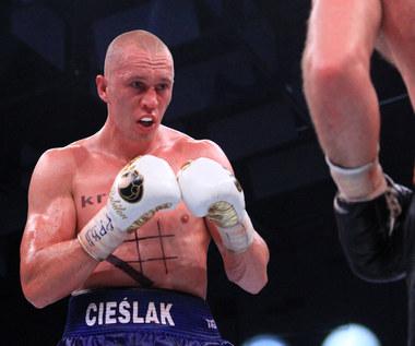 Polsat Boxing Night. Grzegorz Proksa dla Interii: Wygrana Michała Cieślaka na punkty będzie takim sukcesem jak zwycięstwo przed czasem