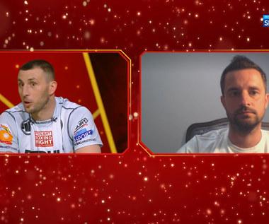 Polsat Boxing Night. Jurij Kaszynski: Od razu się zgodziłem na tę walkę (POLSAT SPORT). Wideo