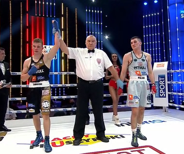 Polsat Boxing Night. Oliwier Zamojski - Dominik Palak - skrót walki (POLSAT SPORT). WIDEO