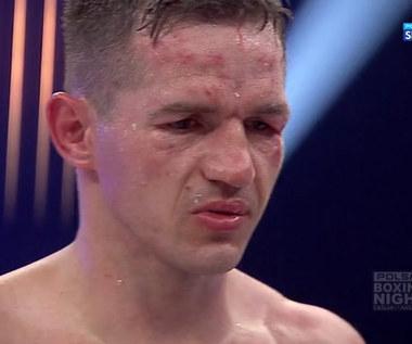 Polsat Boxing Night. Robert Talarek: Czegoś zabrakło. Skrót walki (POLSAT SPORT). Wideo
