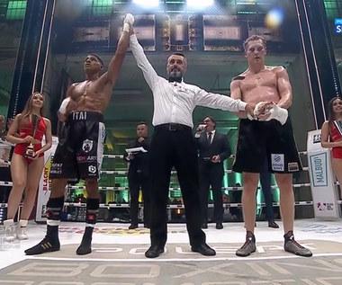 Polsat Boxing Promotion. Ihosvany Garcia - Damian Smagieł. Skrót walki (POLSAT SPORT). Wideo