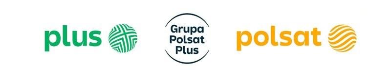 Polsat i Plus zmieniają logo /Telewizja Polsat /materiały prasowe