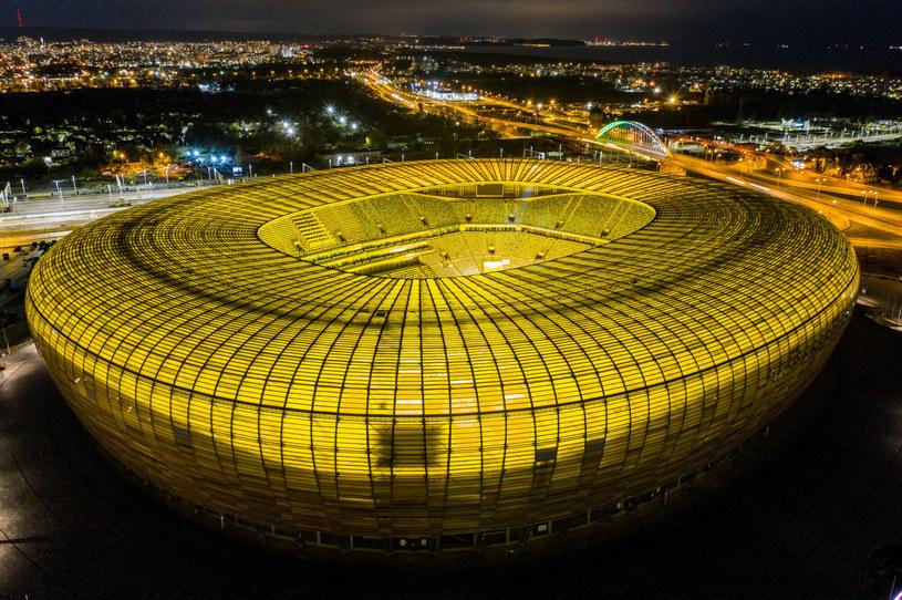 Polsat Plus Arena Gdańsk /Przemysław Świderski /Reporter