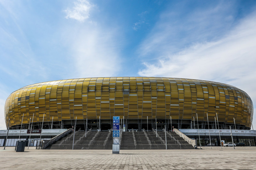 Polsat Plus Arena Gdańsk /KAROLINA MISZTAL/REPORTER /East News