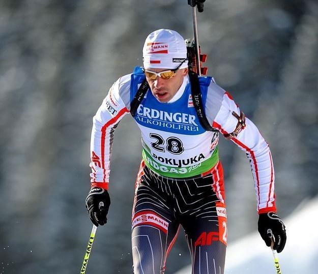 Polscy biathloniści zostali bez trenera /AFP