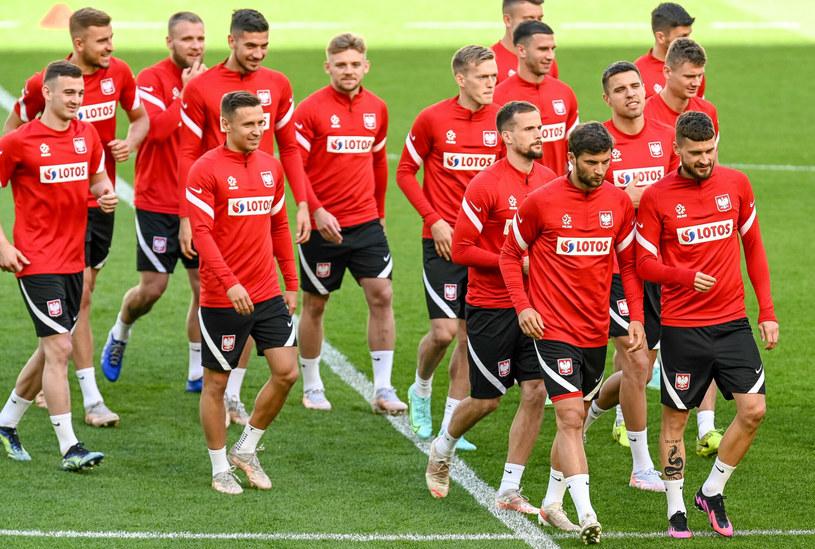 Polscy kadrowicze na Euro 2020 /Piotr Szczepanski /East News