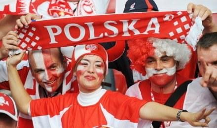Polscy kibice są już gotowi na Euro 2012 /AFP