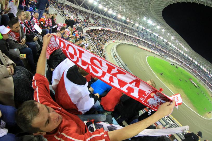 Polscy kibice żużlowi /Sławomir Kowalski /East News