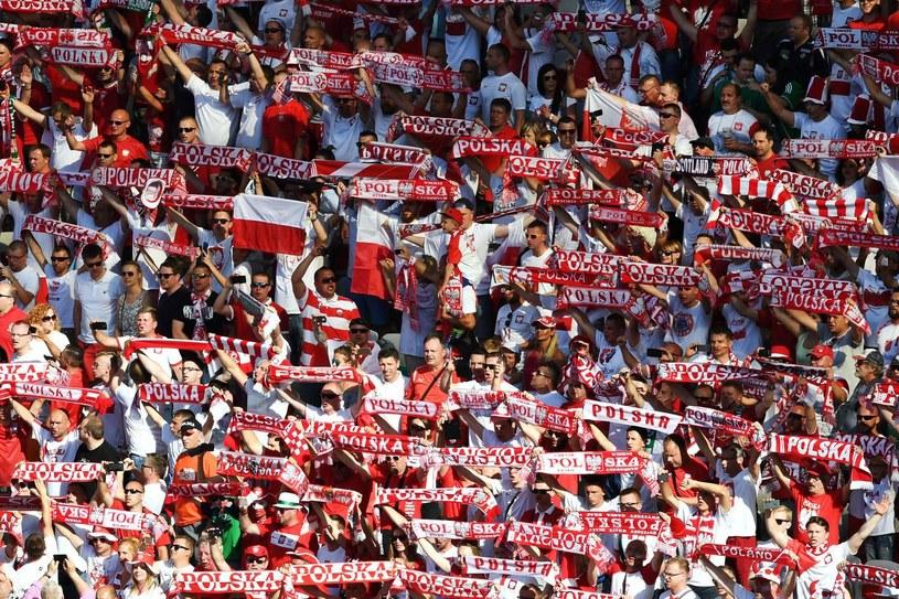 Polscy kibice /AFP