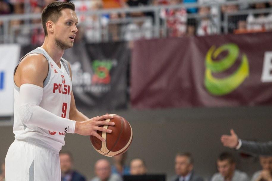 Polscy koszykarze pokonali reprezentację Iranu. Zdjęcie ilustracyjne /Wojtek Jargiło /PAP
