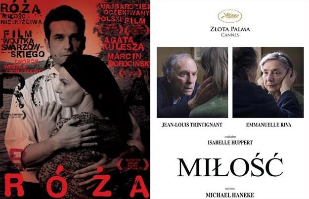 """Polscy krytycy postawili na """"Różę"""" i """"Miłość"""". /materiały dystrybutora"""