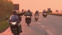 Polscy motocykliści oddali hołd Janowi Pawłowi II