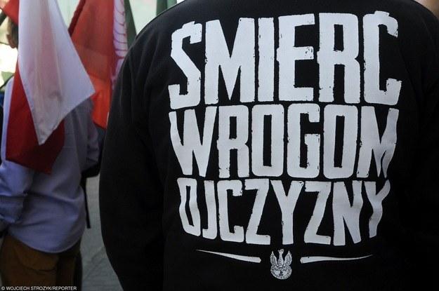 Polscy narodowcy współracują z niemieckimi kolegami /Daniel Gnap /East News