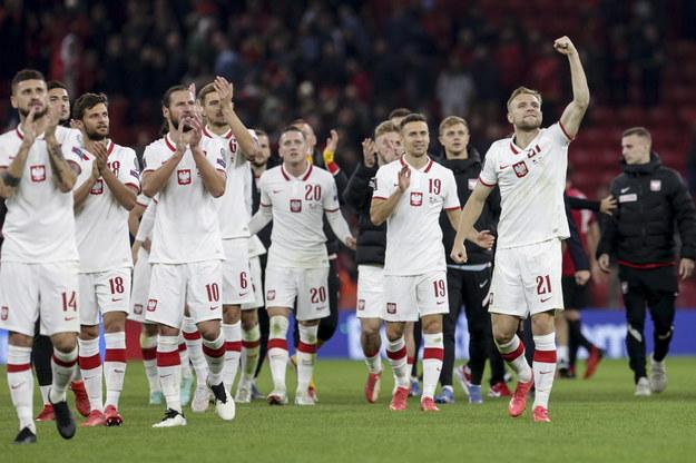 Polscy piłkarze pokonali 1:0 Albanię /MALTON DIBRA /PAP/EPA