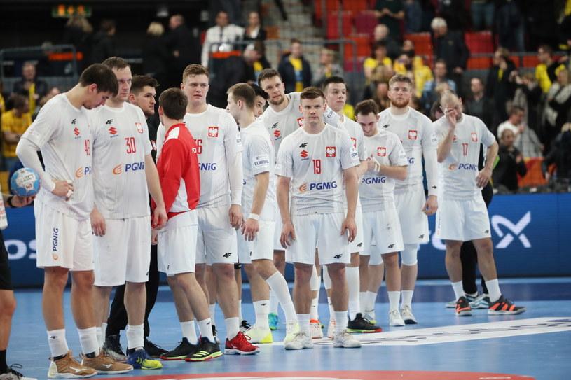 Polscy piłkarze ręczni pożegnali się z mistrzostwami /PAP/EPA