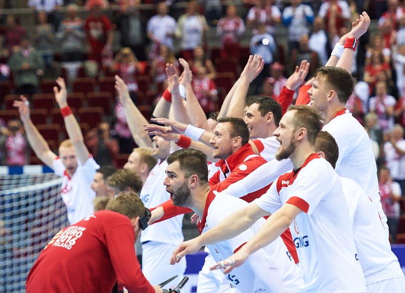 Polscy piłkarze ręczni wygrali turniej w Gdańsku /Fot. Adam Warżawa /PAP