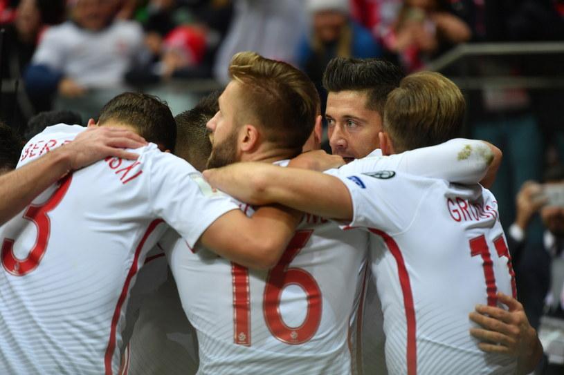 Polscy piłkarze zagrają na mundialu w Rosji /Fot. Bartłomiej Zborowski /PAP