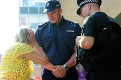 Polscy policjanci w Harlow. Będą pomagać brytyjskim funkcjonariuszom