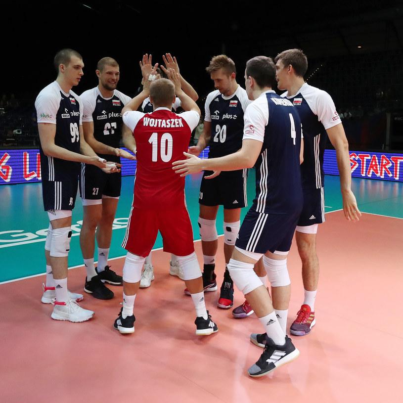 Polscy siatkarze byli faworytami spotkania z Portugalią /www.fivb.org