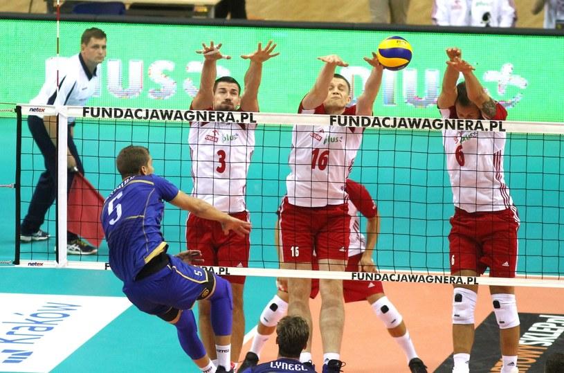 Polscy siatkarze czekają na trenera /Jacek Kozioł /East News
