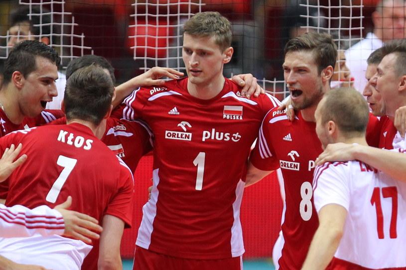 Polscy siatkarze nadal nie są pewni awansu do Final Six /Fot. Piotr Wittman /PAP
