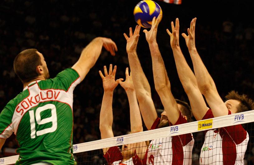 Polscy siatkarze nie potrafili zatrzymać Cwetana Sokołowa /www.fivb.org