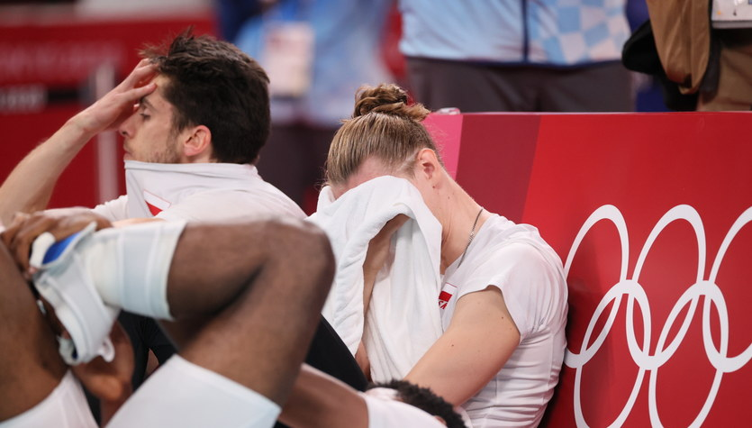 """Polscy siatkarze odpadli z igrzysk. """"Ciężko przełknąć tę pigułkę"""""""