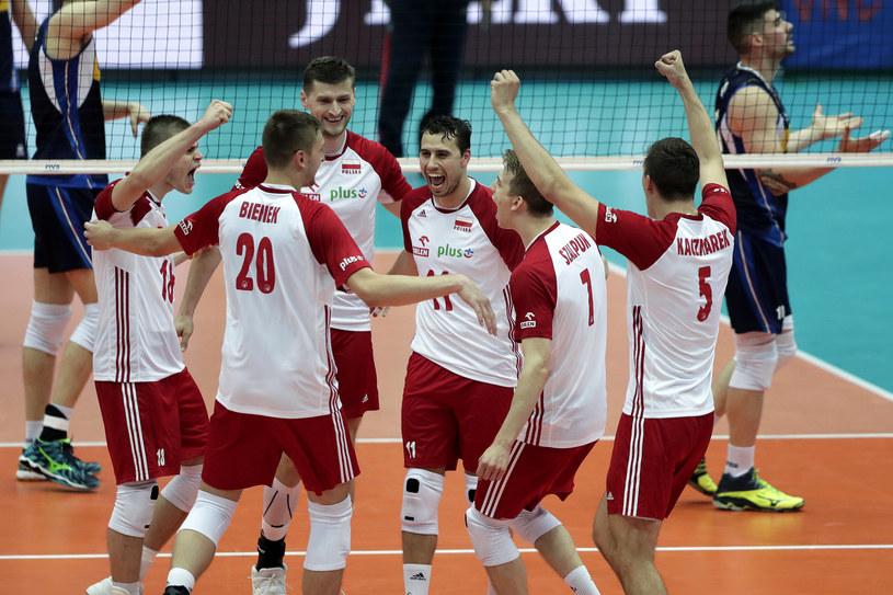 Polscy siatkarze okazali się lepsi od Włochów /www.fivb.org