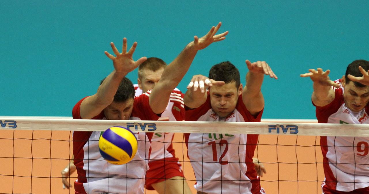 Polscy siatkarze pokonali Serbów