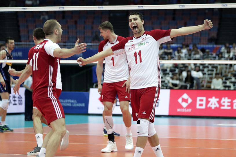 Polscy siatkarze są coraz bliżej awansu do Final Six /www.fivb.org