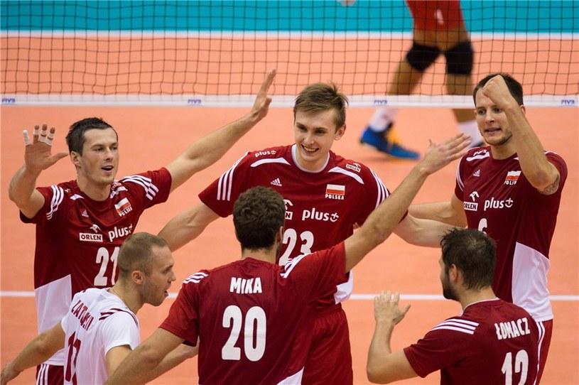 Polscy siatkarze walczą o awans na igrzyska olimpijskie /www.fivb.org