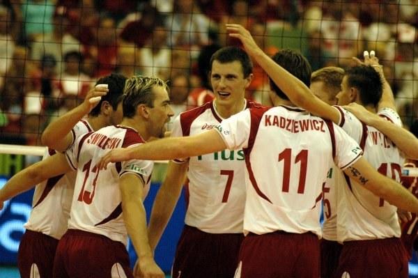 Polscy siatkarze zajmują 8. miejsce w najnowszym rankingu FIVB /www.fivb.org