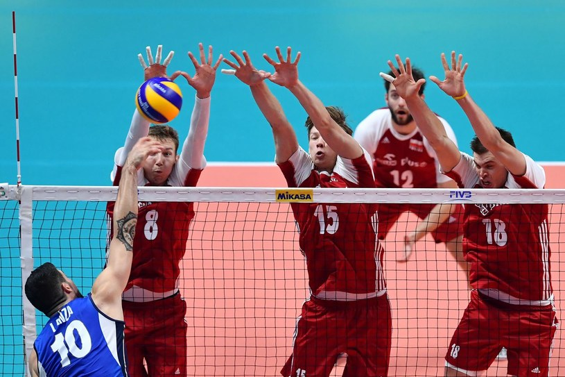 Polscy siatkarze zdobyli w 2018 roku mistrzostwo świata /AFP