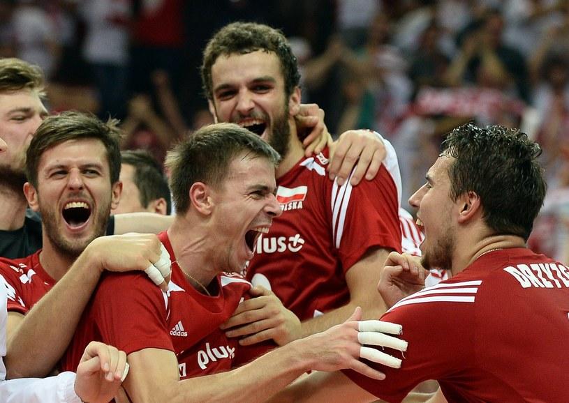 Polscy siatkarze zdobyli złoty medal mistrzostw świata /AFP